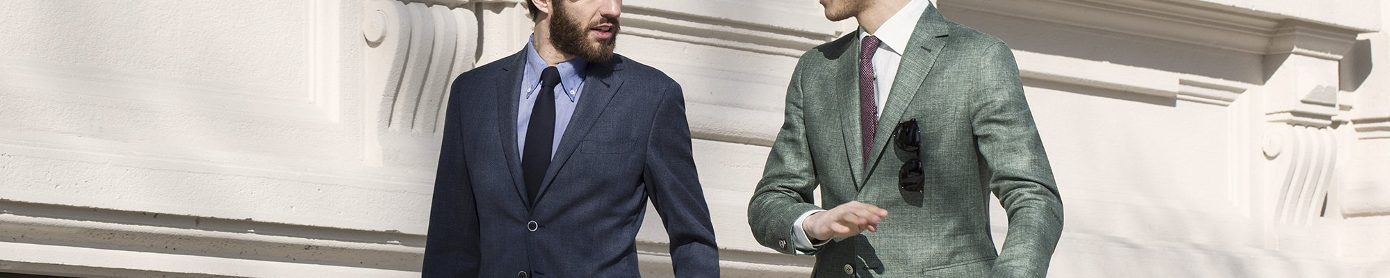 Men's Tailored Blazers Jackets