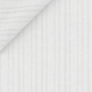 Hemd Zeremonie Weiß Streifen Design Produzent  Albini