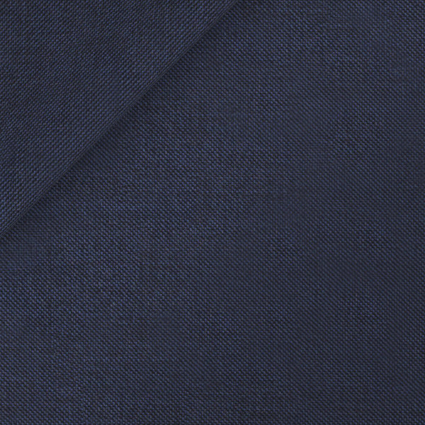 Trousers Vitale Barberis Canonico Four Seasons Twill Blue