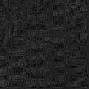 Pantalon Noir Laine Soie