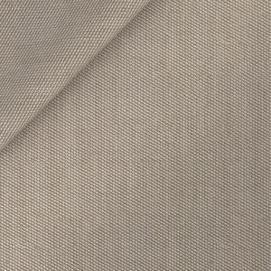 Ivory Wool Silk Suit