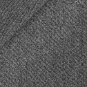 Blazer Grigio Rigato Design Tessuto prodotto da  Lanificio Subalpino