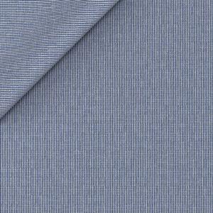 Jacket Light Blue Micro Stripe