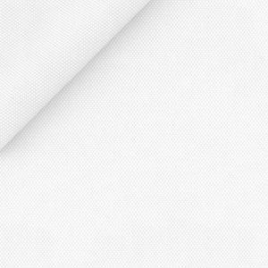 Shirt White King Oxford Cotton