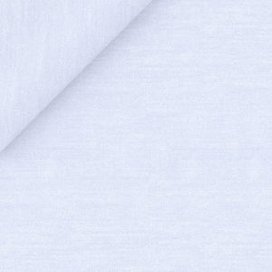 Light Blue Twill Cotton Shirt Fabric produced by  Ibieffe