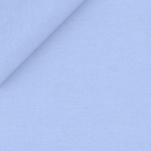 Shirt Icon Light Blue Poplin