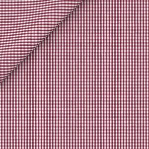 Camicia Rosso Quadri