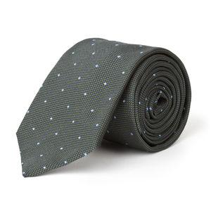 Microdesign Green Necktie
