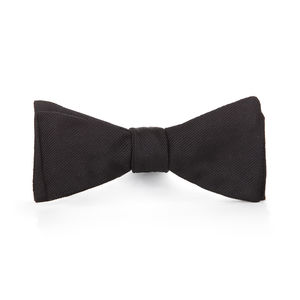 Bowtie Ceremony Black