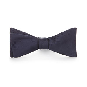 Bowtie Ceremony Blue