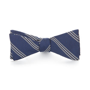 Bowtie Regimental Blue