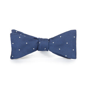 Bowtie Microdesign Electric Blue