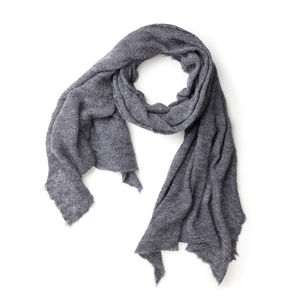 Barré Blue Scarf