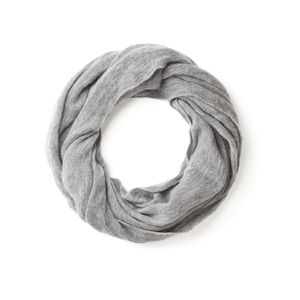 Scarf Tubo Mélange Grey