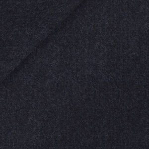 Navy Blue Melange Suit Fabric produced by  Lanificio Ermenegildo Zegna