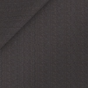 Suit Super 160's Grey Herringbone