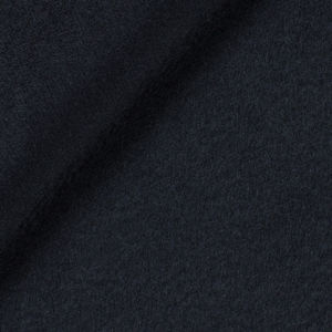 Icon Blue Wool Coat