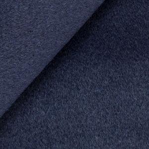 Mantel Cashgora Blau