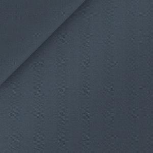 Abito Cotone Spigato Azzurro