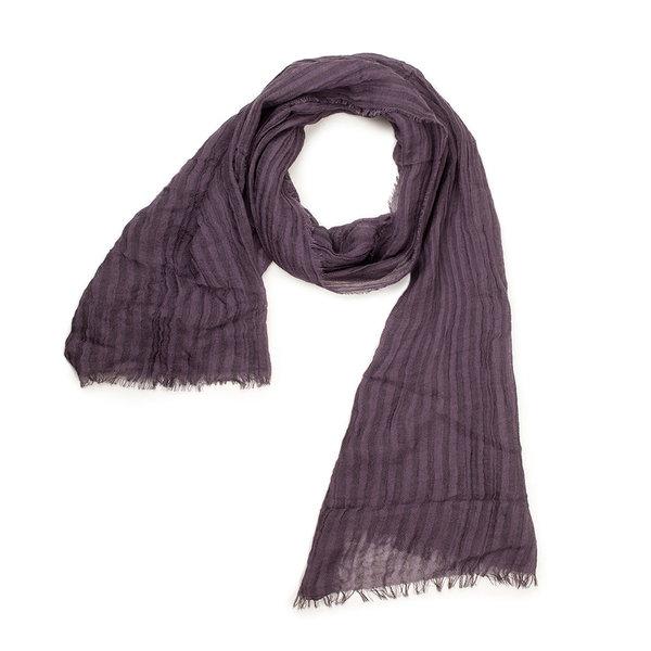 Cashmere Silk Lilac Scarf Fabric produced by  Botto Giuseppe & Figli
