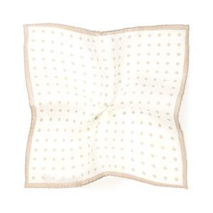 Pochette Lino Microdesign Beige