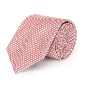 Cravatta Regimental Rossa Bianca