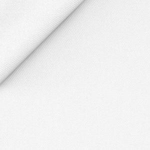 Camicia Cerimonia Bianca Dobby Tessuto prodotto da  Albini