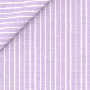 Camicia Viola a Righe