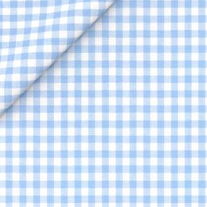 Camicia Azzurra a Quadri