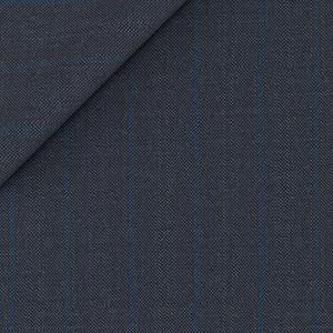 Trousers Blue Macro Stripe