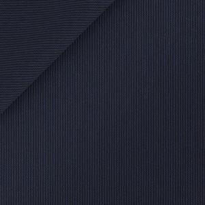 Abito Blu Micro Stripe