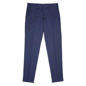 Blue Chinos Fabric produced by  Tessuti di Sondrio