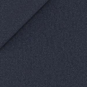Blue Dotted Suit Fabric produced by  Reda