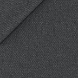 150's Grey Sharkskin Suit Fabric produced by  Reda
