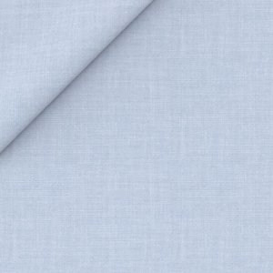 Easy Iron Light Blue Shirt Fabric produced by  Ibieffe