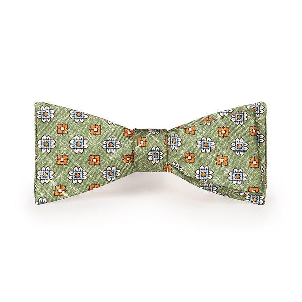 Papillon Siena Verde Tessuto prodotto da  Lanieri