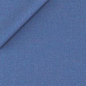 Giacca Azzurra Napoli Tessuto prodotto da  Vitale Barberis Canonico