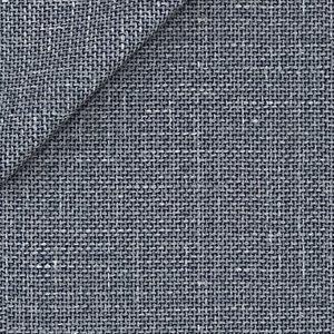Blazer Grigio Fresco Cashmere Tessuto prodotto da  Loro Piana