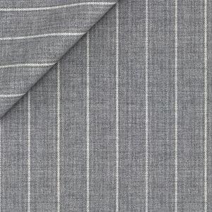 Blazer Natural Stretch Grigio Gessato Tessuto prodotto da  Reda