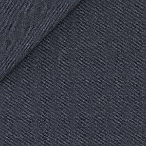 Abito 150's Blu Grisaglia Tessuto prodotto da  Reda