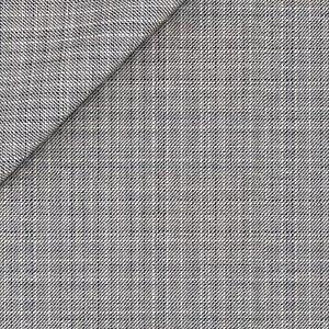 Grey Sharkskin Jacket Fabric produced by  Reda