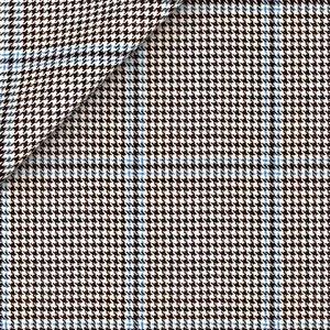 Blazer Macro Pied de Poule Tessuto prodotto da  Tessitura di Quaregna