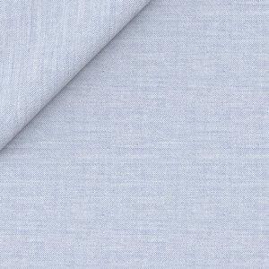 Camicia Azzurra Manhattan Tessuto prodotto da  Grandi & Rubinelli