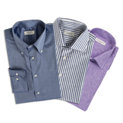 Chemise Made in Italy Lanieri