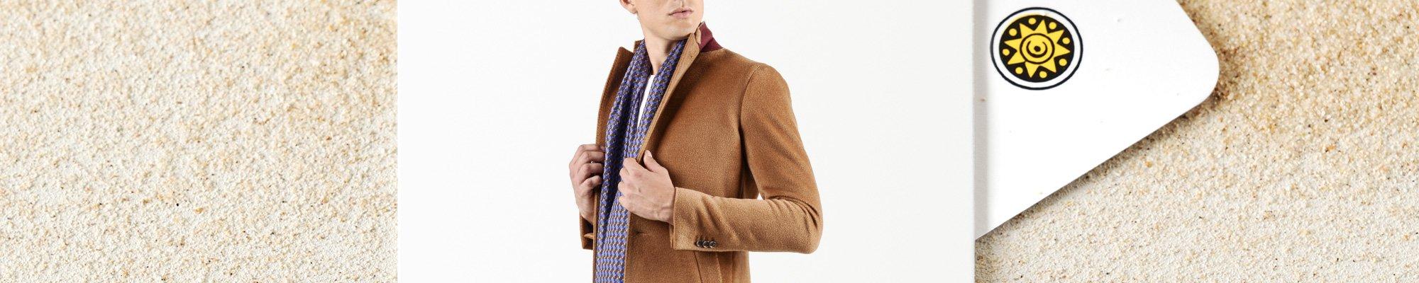 Men's Made To Measure Overcoats