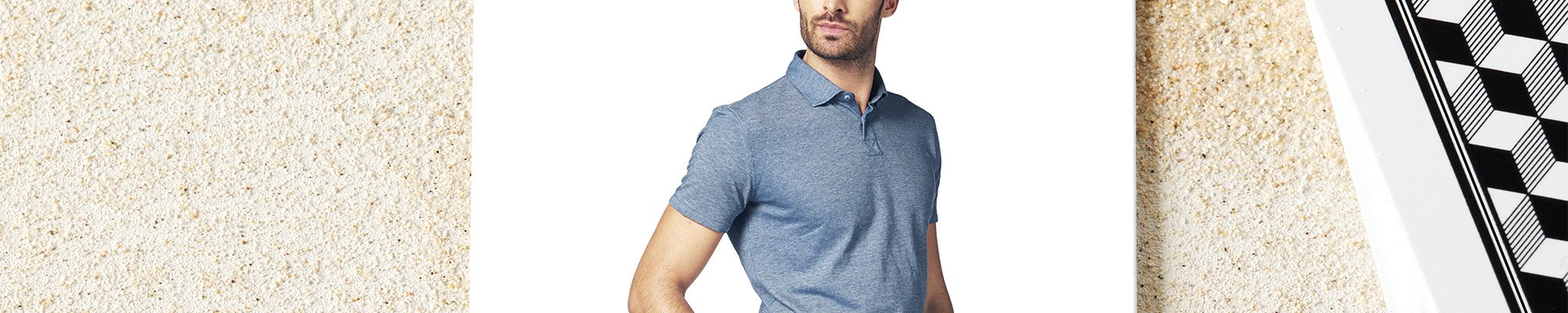 Men's Made To Measure Polo Shirts