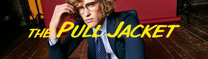 Discover pull jacket