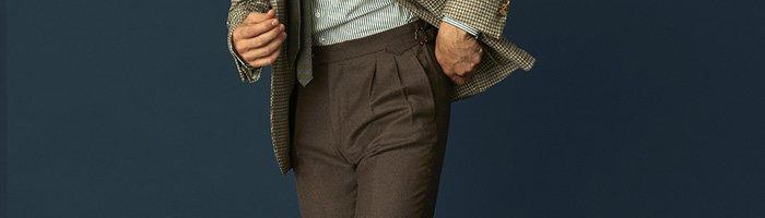 Scopri pantaloni