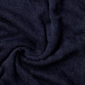 Schal Melange Blau