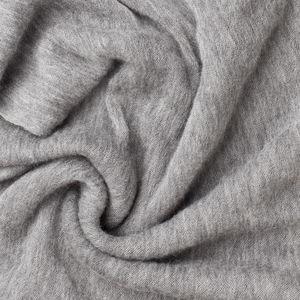 Schal Schlauchschal Melange Grau